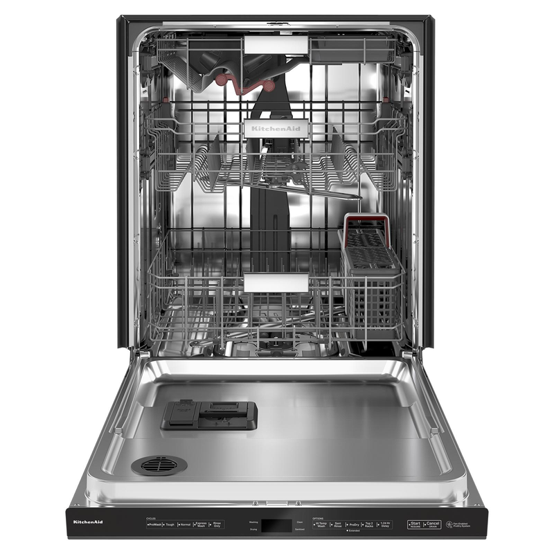 44 dBA Dishwasher in PrintShield™ Finish with FreeFlex™ Third Rack KDPM604KBS