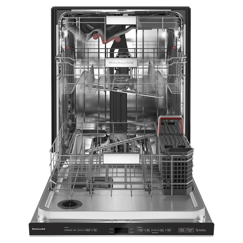 44 dBA Dishwasher with FreeFlex™ Third Rack and LED Interior Lighting KDPM704KPS