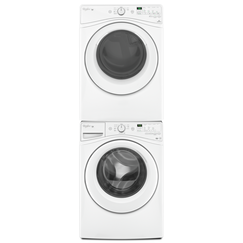"15.5"" (39.4 cm) Pedestal for Front Load Washer and Dryer with Storage XHPC155XW"