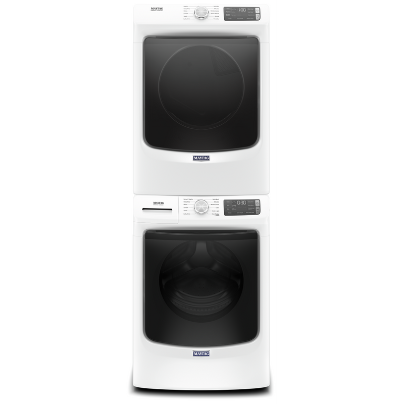 Front Load Electric Dryer with Extra Power and Quick Dry Cycle - 7.3 cu. ft. YMED6630HW