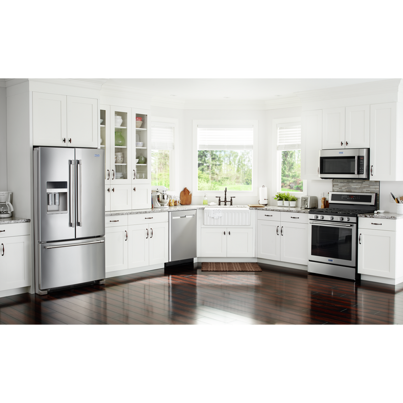 30-INCH WIDE GAS RANGE WITH TRUE CONVECTION AND POWER PREHEAT - 5.8 CU. FT. MGR8800FZ