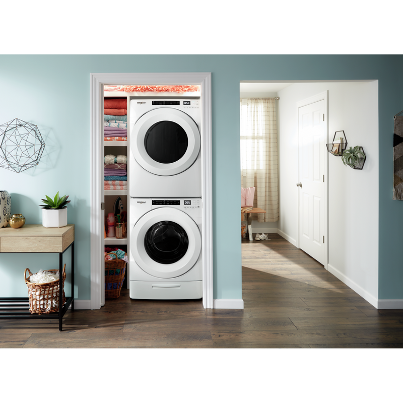7.4 cu. ft. Front Load Gas Dryer with Intuitive Touch Controls WGD5620HW
