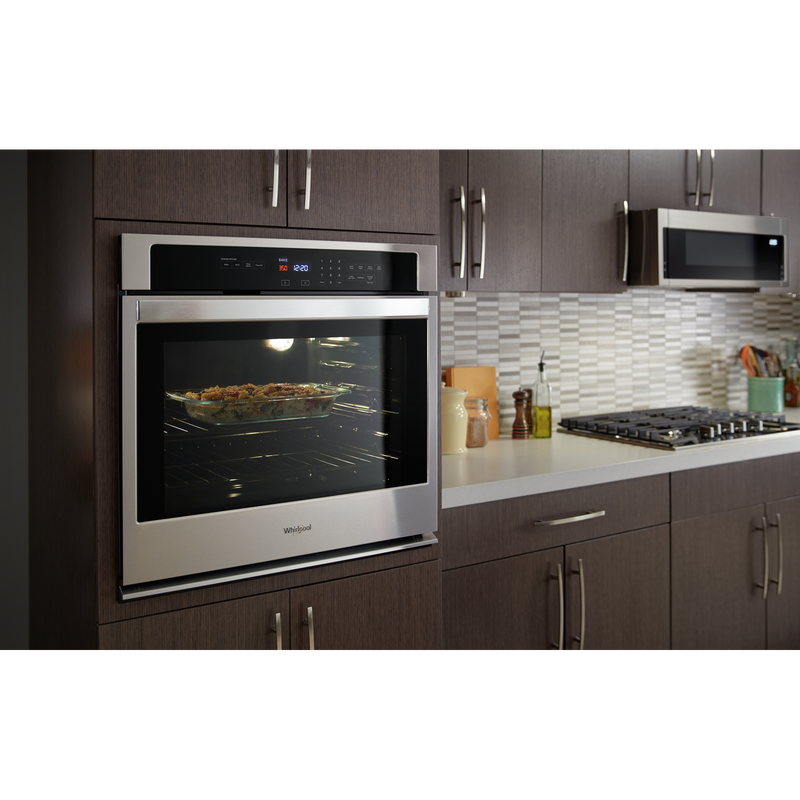5.0 cu. ft. Single Wall Oven with the FIT system WOS31ES0JS