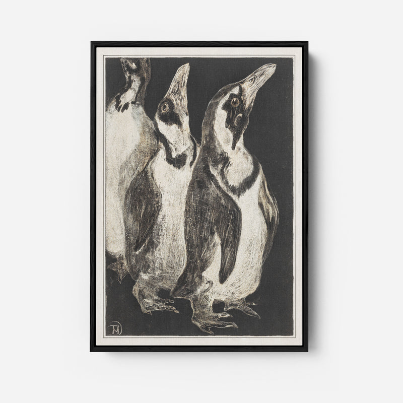 The Penguins by Theo van Hoytema