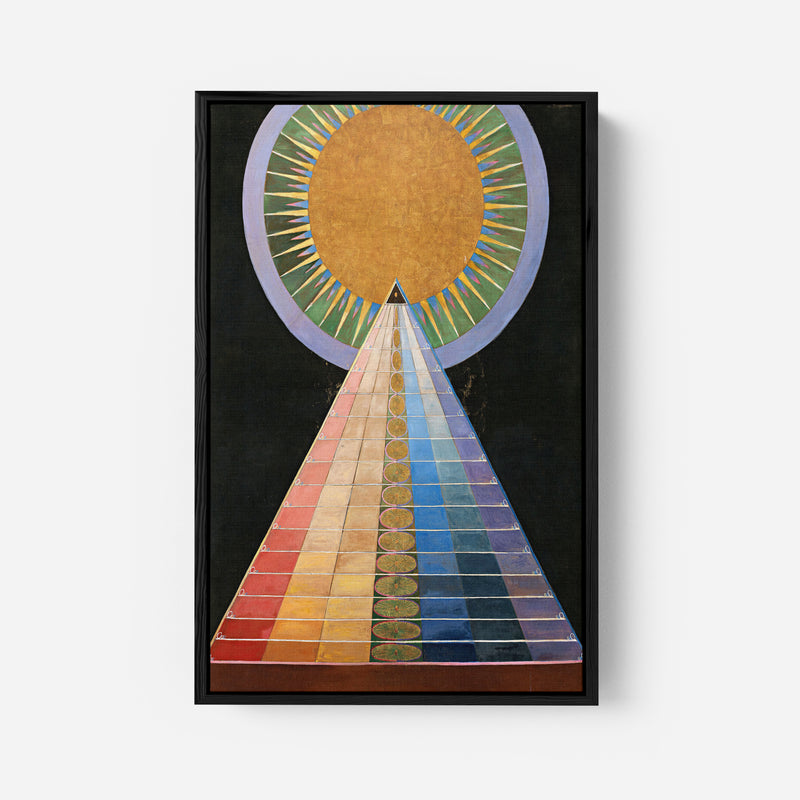 Group X, No. 1 by Hilma af Klint