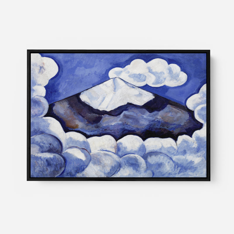Spirited Morning by Marsden Hartley