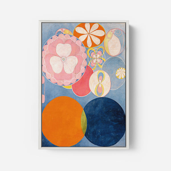 The Ten Largest No.4 by Hilma af Klint