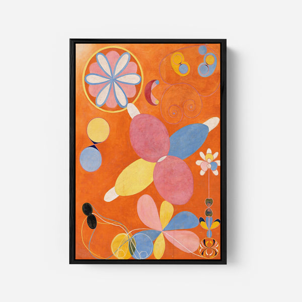 The Ten Largest No.5 by Hilma af Klint