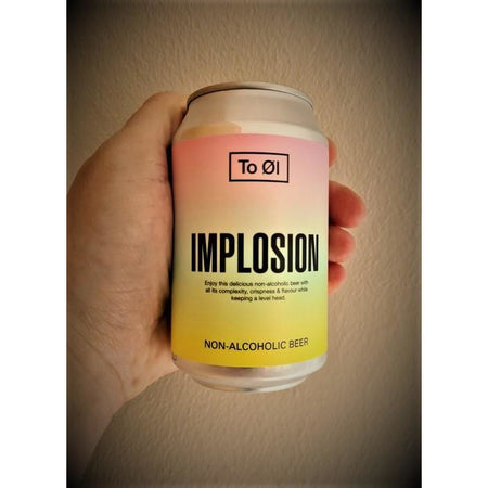 Pulp Wine Beer Natural Wine To ØL Implosion Non Alcoholic