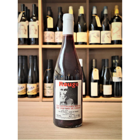 Pulp Wine Natural Wine Red Juicy France Brendan Tracey Le Capitalisme Rouge