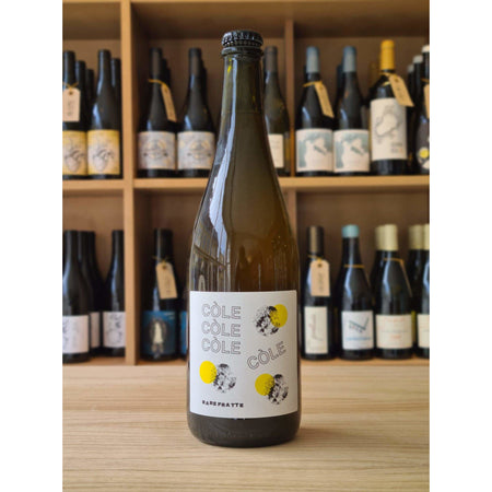 Pulp Wine Natural Wine Sparkling Italy Cantina Rarefratte Cole