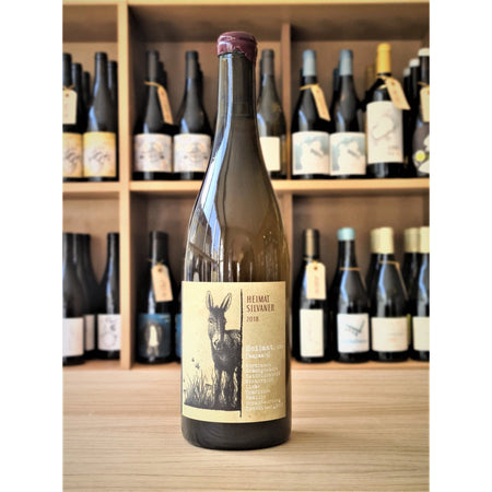 Pulp Wine Natural Wine White Germany 2018 Heimat Silvaner 2NaturKinder