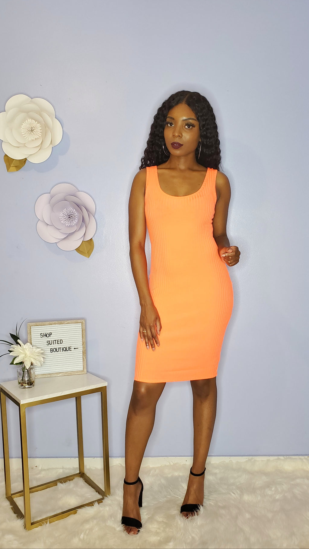 Summertime Fine  -  Neon Orange