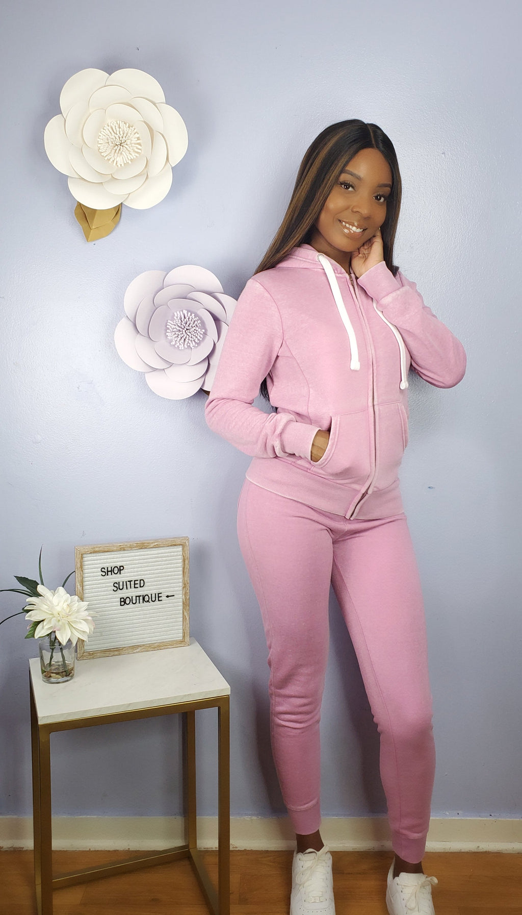 Dreamsicle Jogger Set