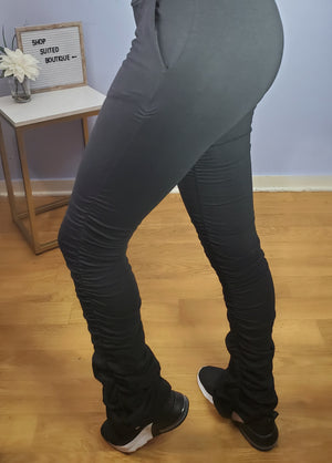 Stack It Leggings - Black