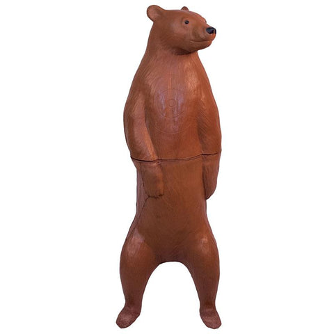 EZ Pull Standing Brown Bear