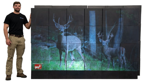 Pro Archery Video Wall