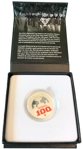100th Memorial Cup Commemorative Coin