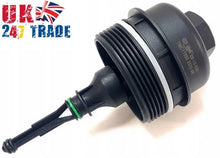 Load image into Gallery viewer, VW SEAT SKODA OIL FILTER HOUSING COVER SCREW CAP 03D115433B