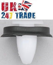 Load image into Gallery viewer, 10 X PEUGEOT BOXER 2 3 SIDE TRIM MOULDING PLASTIC CLIPS EXTERIOR 2537