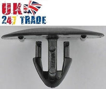 Load image into Gallery viewer, 10 X TOYOTA AURIS AYGO COROLLA HOOD FENDER INSULATION RETAINER CLIPS 1005640