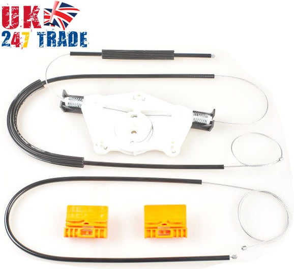 AUDI A4 B6 B7 FRONT RIGHT WINDOW REPAIR KIT SET 6566