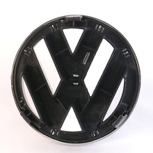 Load image into Gallery viewer, VW GOLF POLO EOS CADDY FRONT 125mm GRILLE EMBLEM CHROME BADGE 1T0853601A