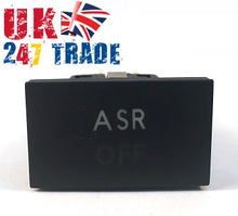 Load image into Gallery viewer, NEW VW CADDY TOURAN ASR TCS TRACTION CONTROL SWITCH 1T0927118A