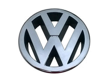 Load image into Gallery viewer, VW PASSAT FRONT 125mm GRILLE EMBLEM CHROME BADGE 3B0853601