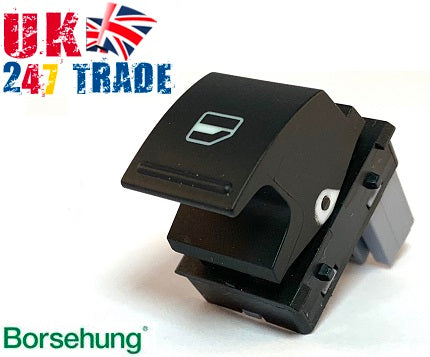 GENUINE SKODA FABIA ROOMSTER SUPERB WINDOW REGULATOR SWITCH 5J0959855