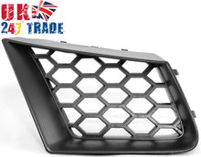 Load image into Gallery viewer, GENUINE SEAT IBIZA CORDOBA FR CUPRA FRONT RIGHT BUMPER GRILLE 6L0853676A 01C