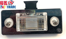 Load image into Gallery viewer, GENUINE SKODA FABIA YETI NUMBER LICENCE PLATE LIGHT 6Y0943021E