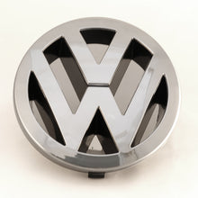 Load image into Gallery viewer, VW TOUAREG FRONT 150mm GRILLE EMBLEM CHROME BADGE 7L6853601A