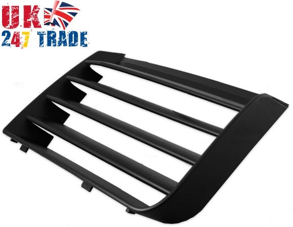 GENUINE SEAT ALHAMBRA 2001 - 2010 FRONT RIGHT BUMPER GRILLE 7M7853654 01C