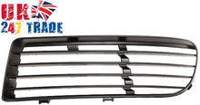 Load image into Gallery viewer, GENUINE SEAT ALHAMBRA 2001 - 2010 FRONT LEFT BUMPER GRILLE 7M7853683 01C
