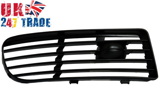 GENUINE SEAT ALHAMBRA 2001 - 2010 FRONT RIGHT BUMPER GRILLE 7M7853684 01C