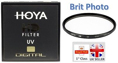 Hoya 58mm HD Digital UV - High Definition Lens Filter