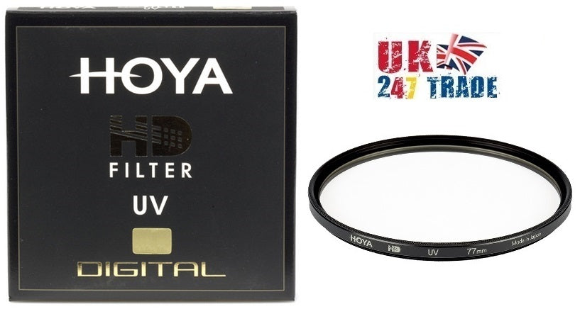 Hoya 82mm HD Digital UV - High Definition Lens Filter