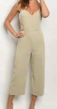 Load image into Gallery viewer, Taupe Jumpsuit