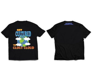 Cloudy Graphic T-Shirt""