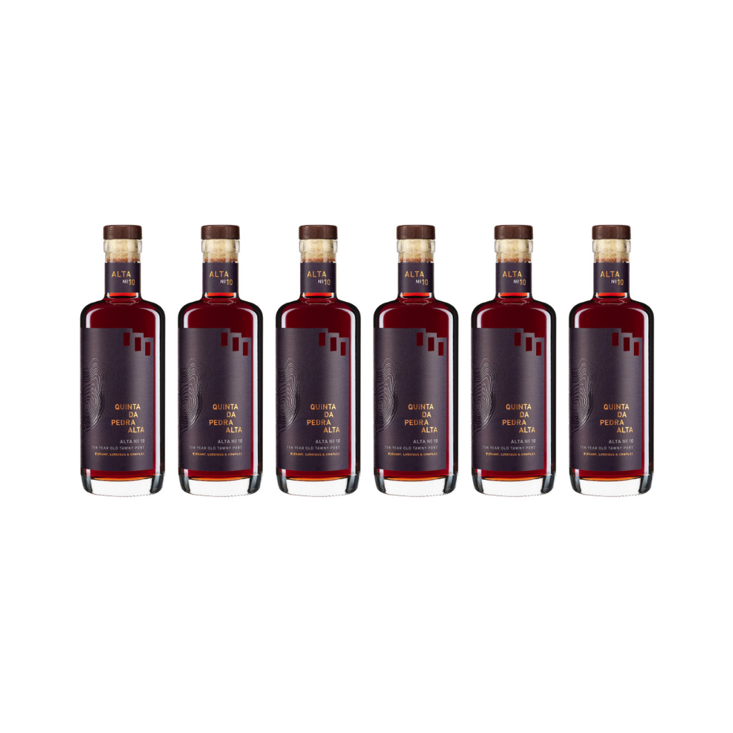 Alta Nº 10 Ten Year Old Tawny Port | 6 Bottles
