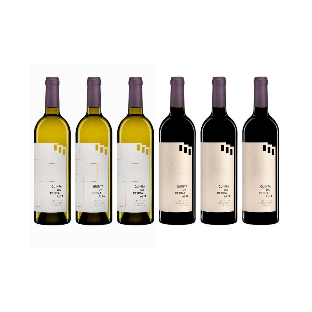 Pedra a Pedra Mixed Case | 6 Bottles