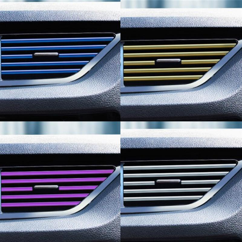 Car Vent Decorative Strip