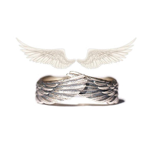 """Angel's Wing"" Ring"