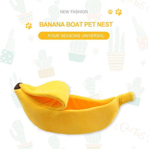 Hirundo Banana Pet Bed