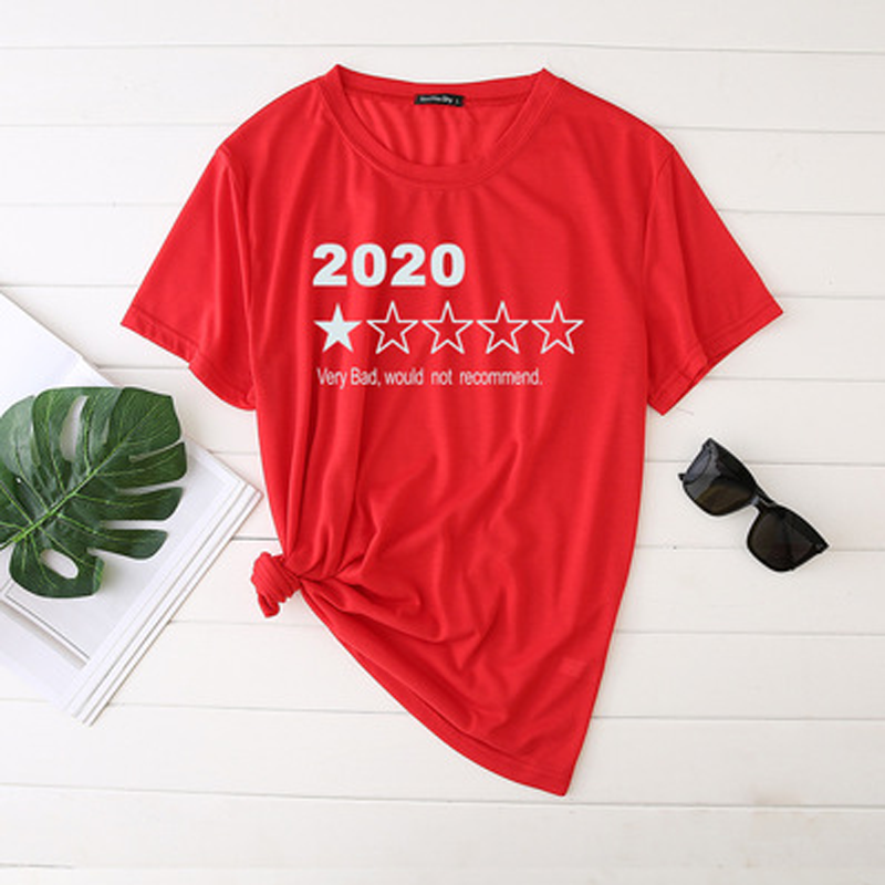2020 1 Star Review Shirt