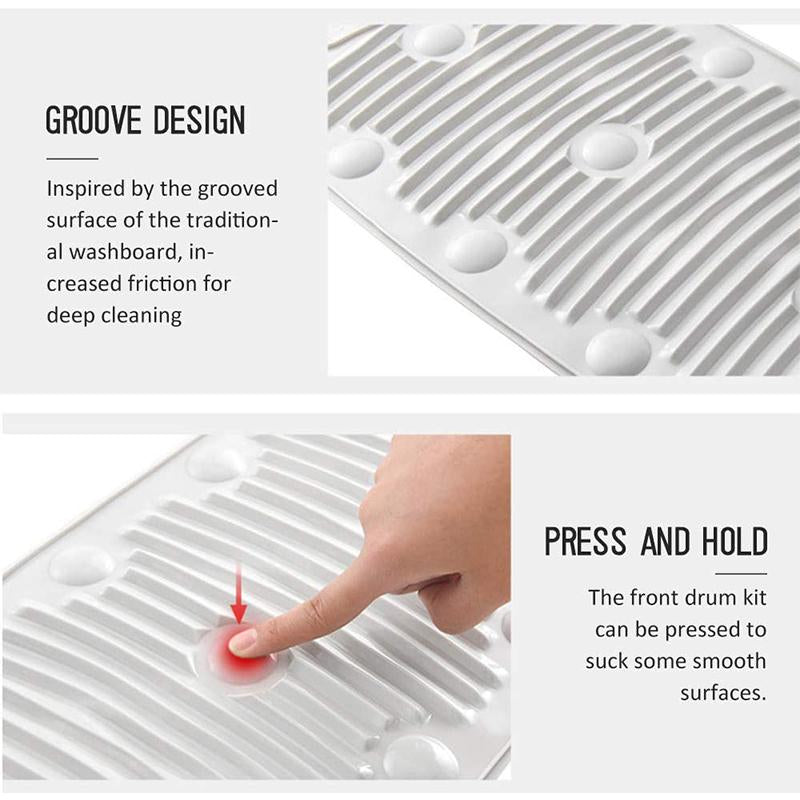 Non-slip Folding Clothes Washboard