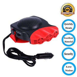 150W Portable Car Heater Defrosts Defogger