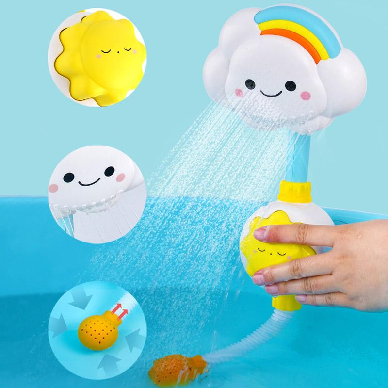 Shower Spray Bath Toy