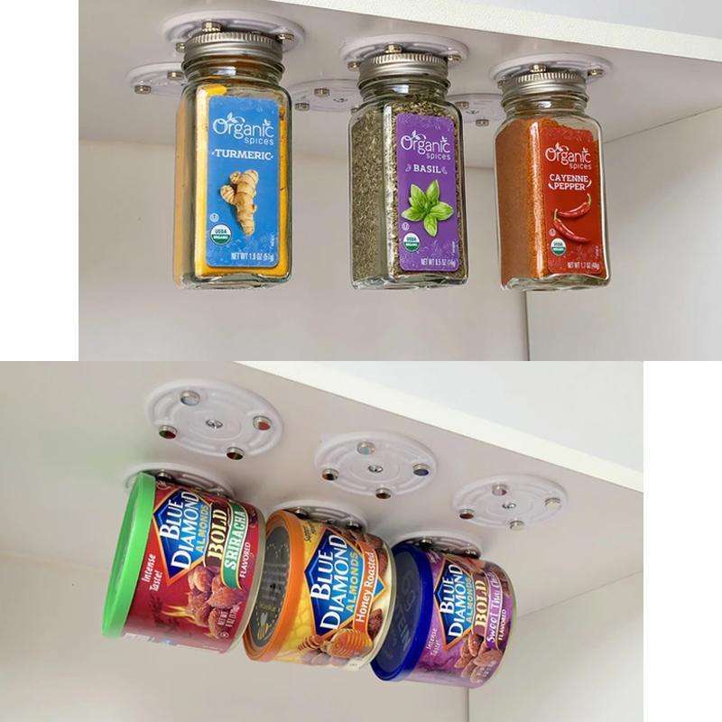 Magnetic Storage Gadgets (2/4 PCs)